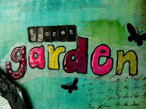 Secret garden détail 5
