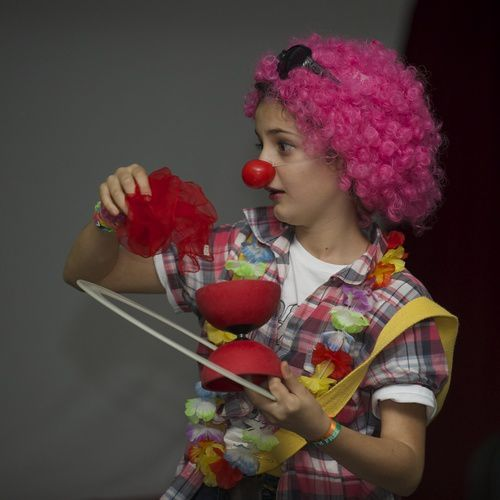 bille de clown 2
