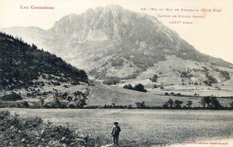 Le Bugarach 02 en 1910