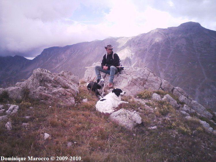 Htes Alpes Estive Réallon 2010 Dominique
