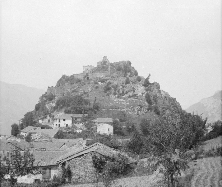 chateau de Lordat 028 en 1901