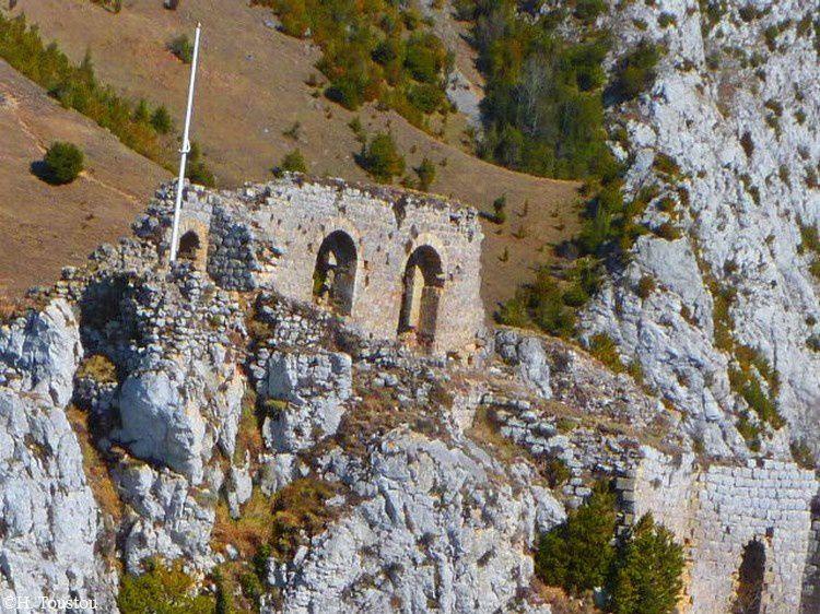 Chateau de Roquefixade 57