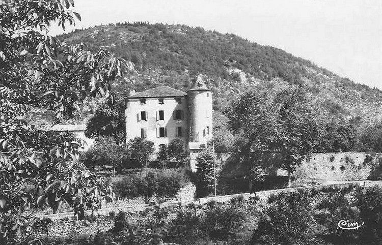 Chateau de Belcaire 06-1950