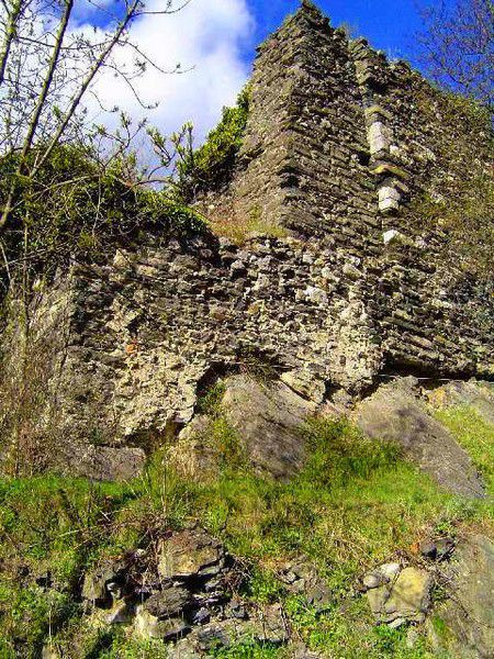 ruines du chateau d'Able 01