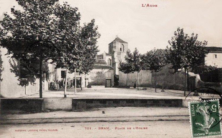 Bram 32 en 1910
