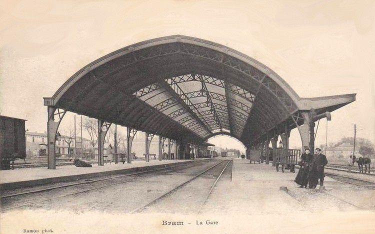 Bram 38 en 1910