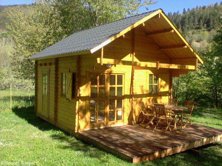 Camping de Belcaire les chalets du lac 010