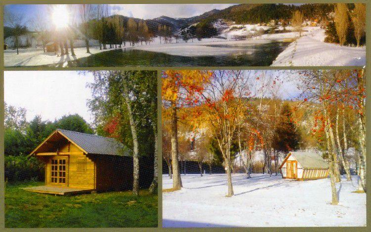 Camping de Belcaire les chalets du lac 013