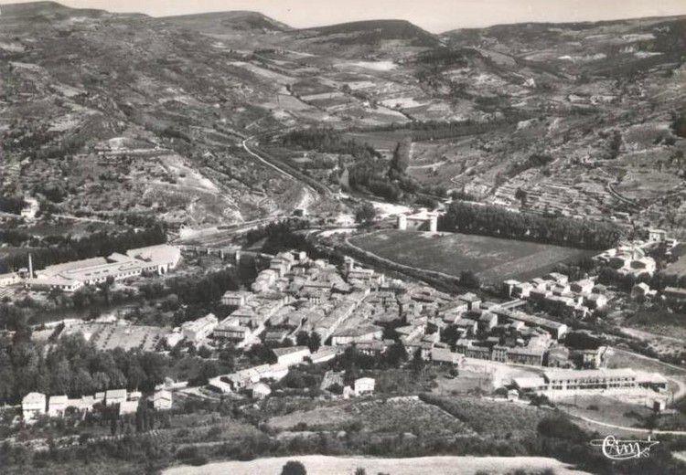 Couiza A17 en 1955