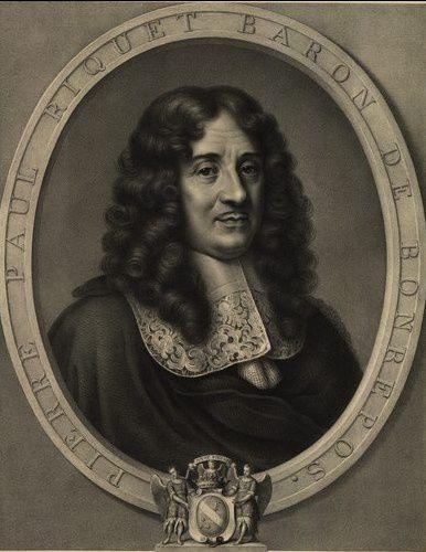 portrait de Pierre Paul Riquet