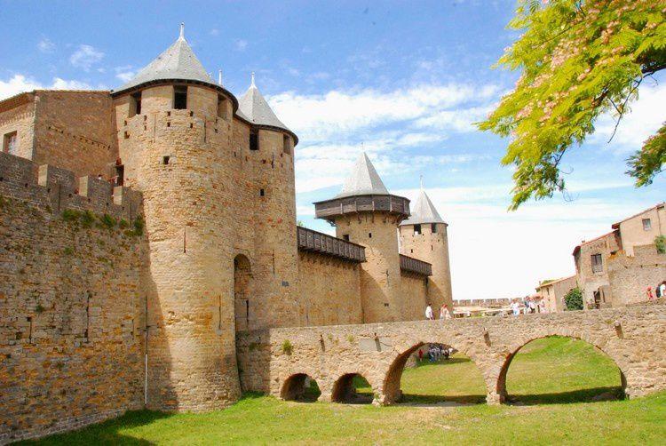 Carcassonne La Cit U00e9 Comme Vous Ne L U0026 39 Avez Jamais Vue  4 U00e8me
