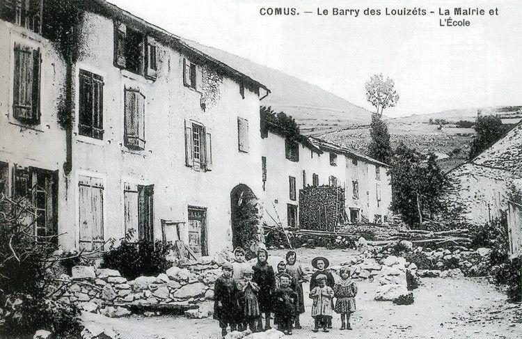 école de comus 1905
