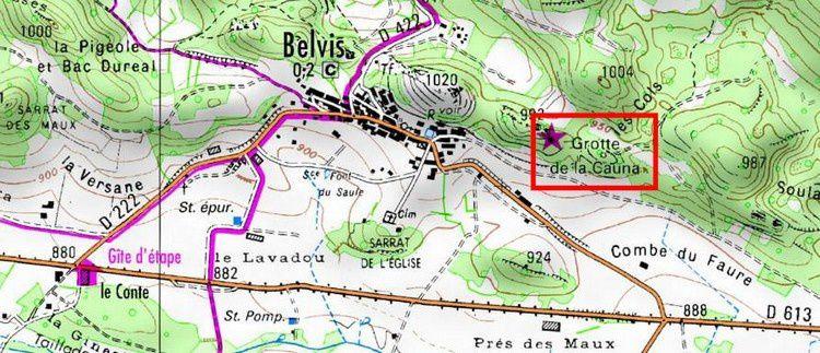 Belvis carte 04