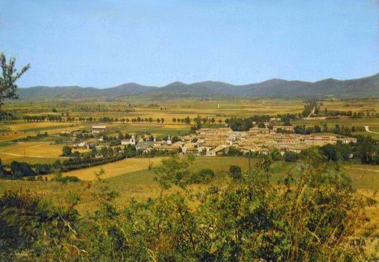 Espezel 237 vue panoramique en 1970