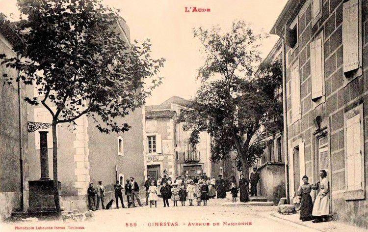 Ginestas 502 en 1905