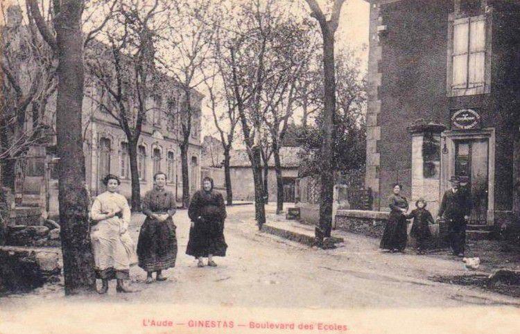 Ginestas 504 en 1905