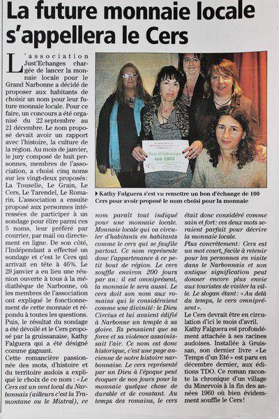 Kathy Falguera romanciere 321 F 29 janvier 2014