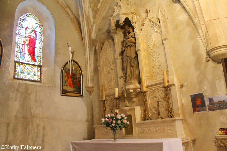 Mirepeisset 114 eglise chapelle