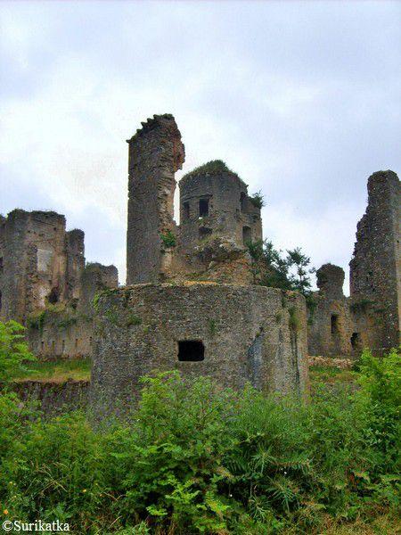 chateau de Lagarde 33 par Surikatka