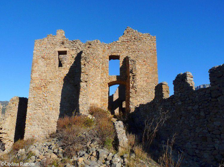 Padern 020 le chateau