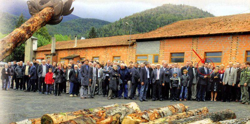 septembre 2010 inauguration des réalisations éco-énergie