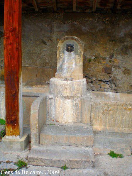 fontaine Le Soula Belcaire 02