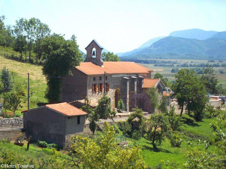 Belcaire le hameau de Trassoulas 04