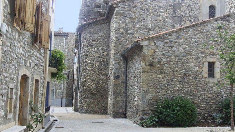 Quillan l'église 02