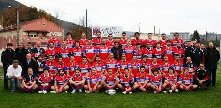 Rugby l'US QUILLAN 2010