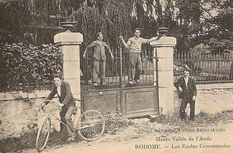 Rodome ancien 08 en 1900