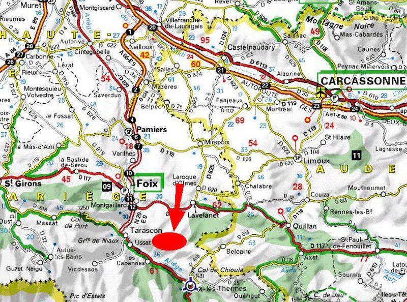Randonn es n 4 le sacr au d tour d 39 un sentier la - Office du tourisme de tarascon sur ariege ...