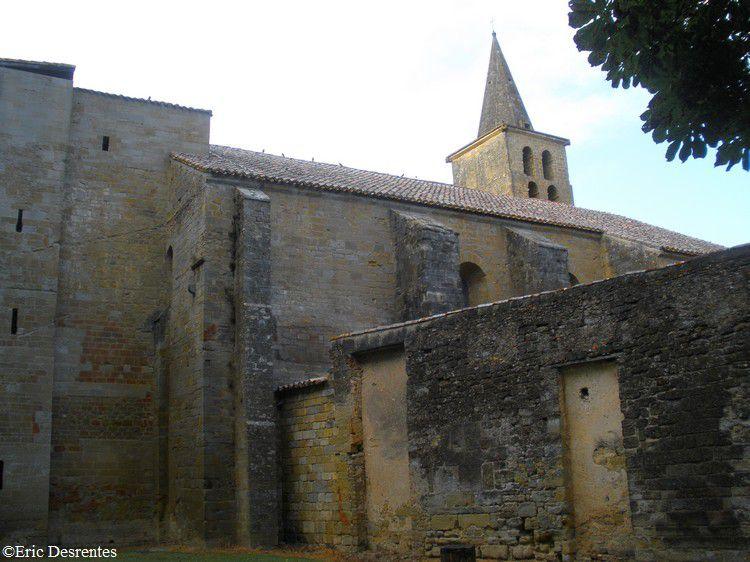 Saint Papoul 04 abbaye