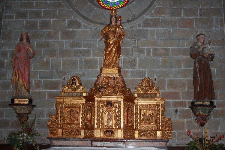 Saint Hilaire abbaye 44