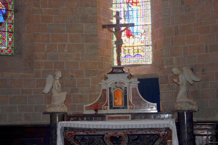 Saint Hilaire abbaye 75