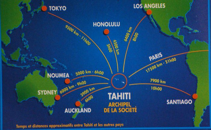 ou-se-trouve-tahiti - Photo