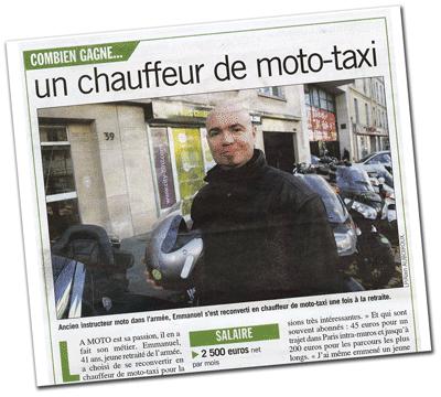 combien gagne un chauffeur de moto taxi taxi moto le blog. Black Bedroom Furniture Sets. Home Design Ideas
