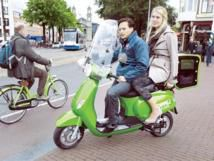 taxi scoot amsterdam