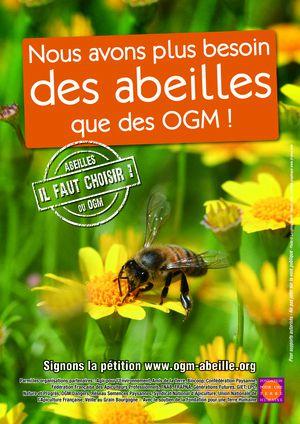 ABEILLES-OGM
