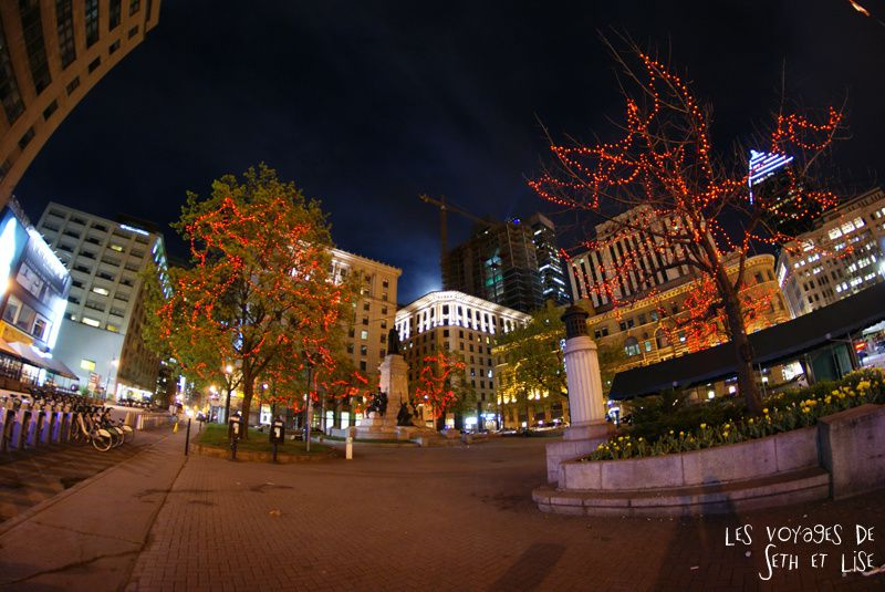 blog pvt voyage montreal canada whv supermoon 8mm samyang fisheye city urban