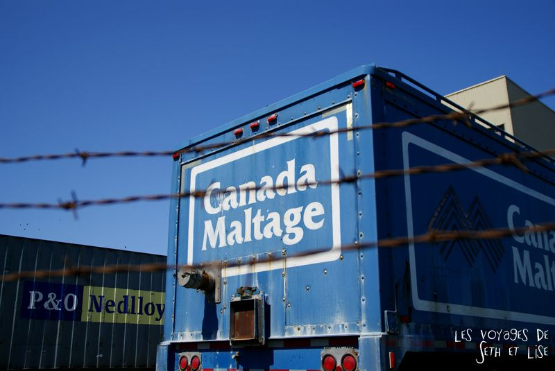 blog pvt canada montreal couple voyage camion barbele