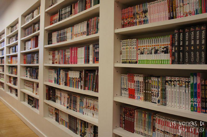 blog pvt canada montreal whv voyage manga the tea geek otaku library