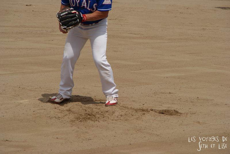 blog canada montreal pvt voyage travel photo baseball sport foot player