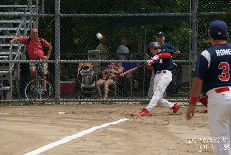 blog canada montreal pvt voyage travel photo baseball sport homerun hit