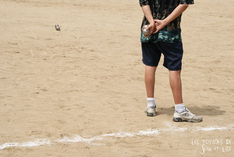 blog canada montreal pvt voyage travel photo baseball sport france petanque chauvin tradition pastis
