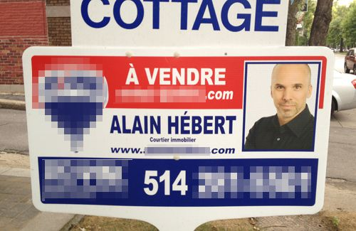 blog photo voyage canada pvt immobilier estate publicite affiche agent