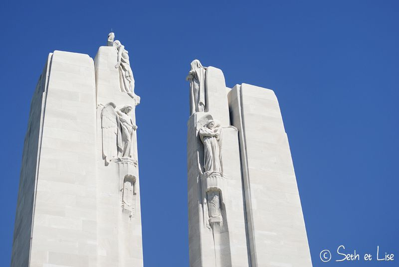 blog canada pvt seth lise montreal photo vimy histoire history memorial war guerre