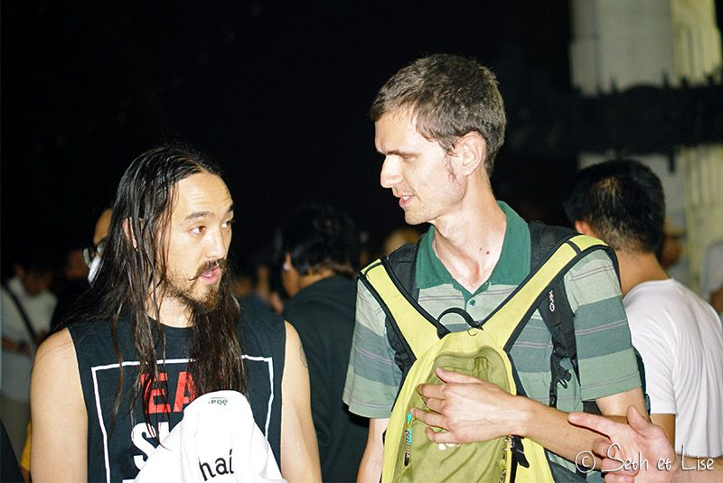 blog voyage photo bangkok revolution pvt steve aoki