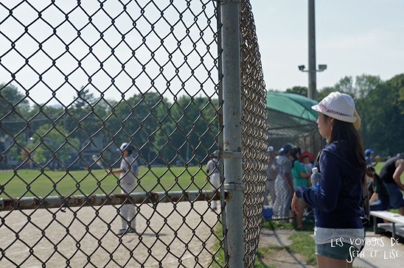 blog photo voyage pvt canada toronto ontario couple tour du monde travel photography baseball fan