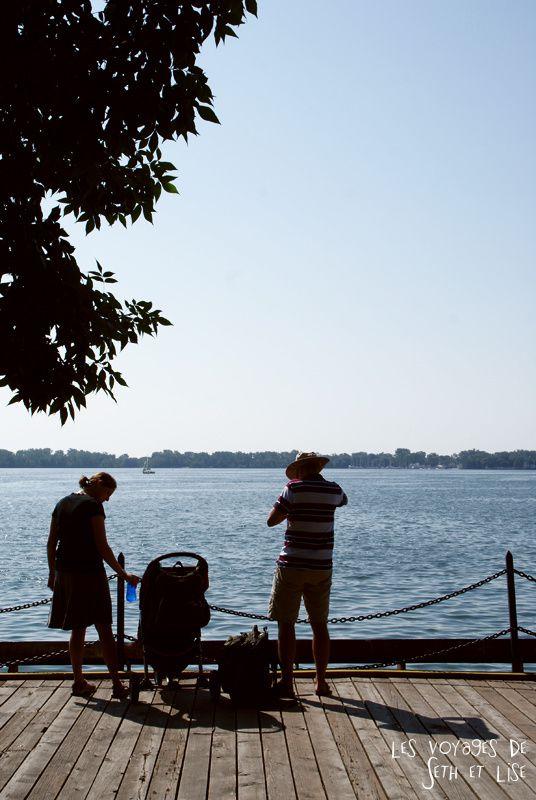 blog voyage photo canada pvt toronto funny drole humour family lake ontario