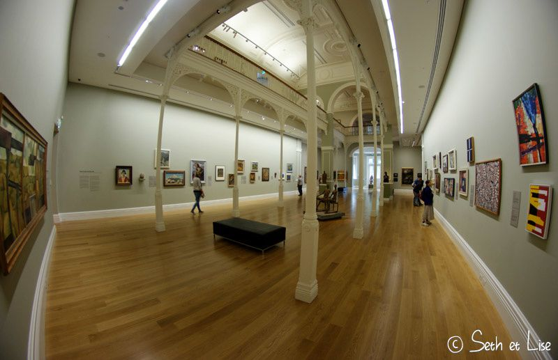 blog voyage nouvelle zelande whv auckland city art gallery intermusee
